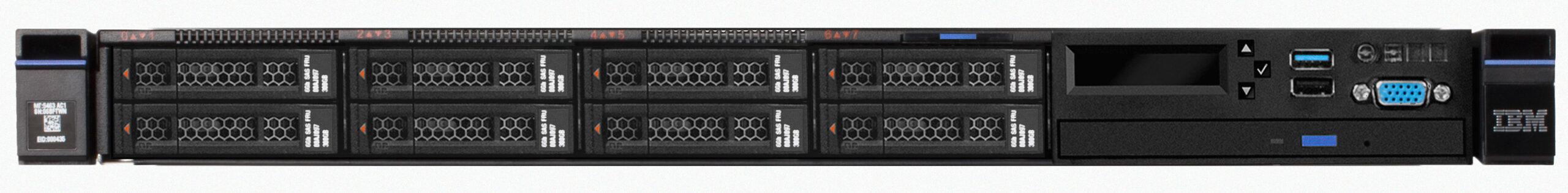 Lenovo/IBM x3550