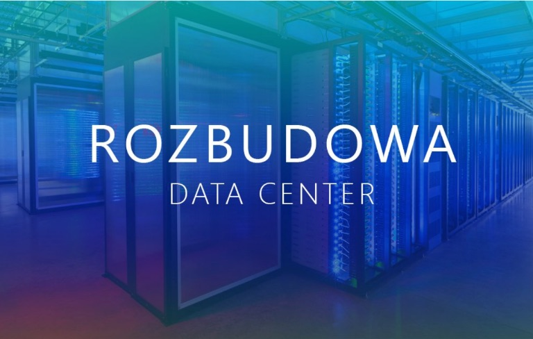Data Center firma informatyczna