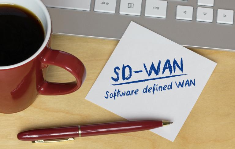 Fortinet Partner SD-WAN sieci komputerowe